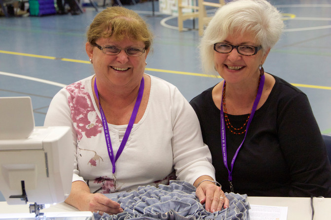 Project Made: Community Sewing Day
