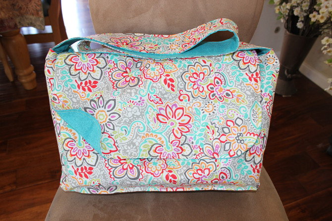 Project Made: Project LOVED Messenger Bag