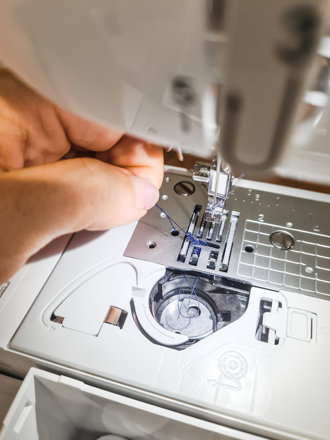 Beginner Sewist - Bec's Journey into Sewing