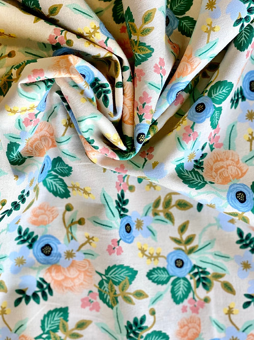 PRIMAVERA Birch - Blush Fabric