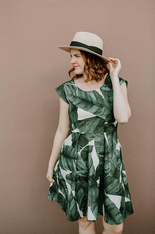 Sweet Summertime Dress and Peplum Downloadable PDF