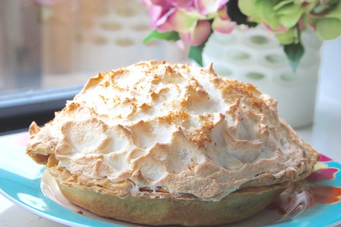 Family Recipe-Coconut Pie