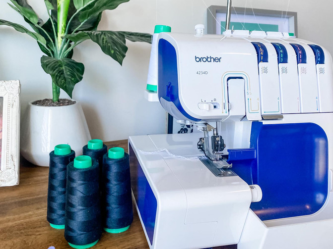 Tuesday Tips with Lindsey Rae - Overlockers/sergers - are they a must buy?