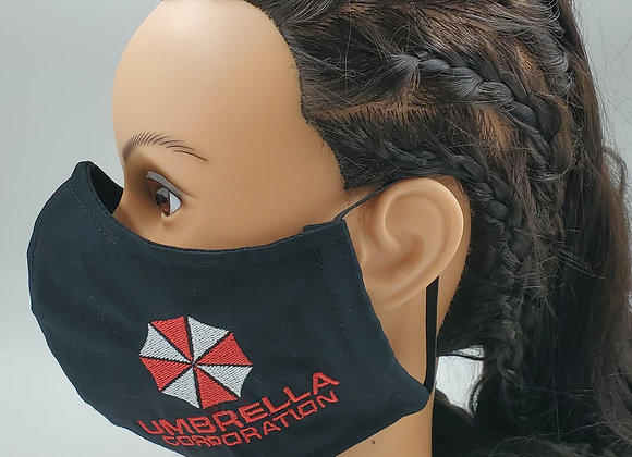 Umbrella Corporation Face Mask