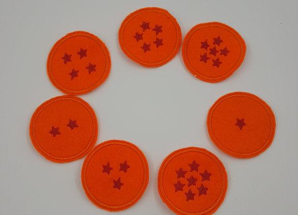 Dragon Ball Single Ball Patch