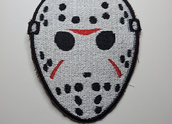 Jason Mask Large Patch