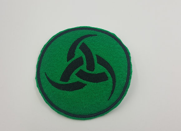 Triskele (Horns of Odin) Patch