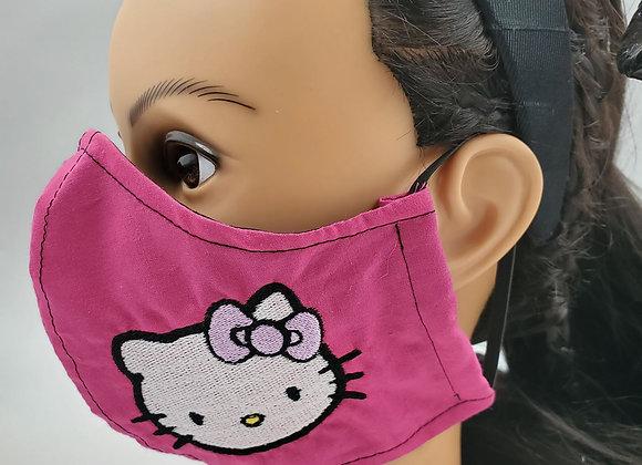 Hello Kitty Face Mask