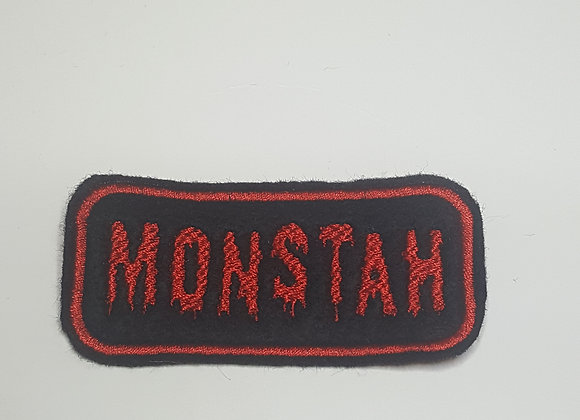 Monstah Monster Bloody Font Patch