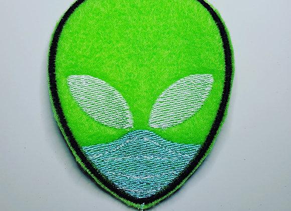 Covid Alien Patch