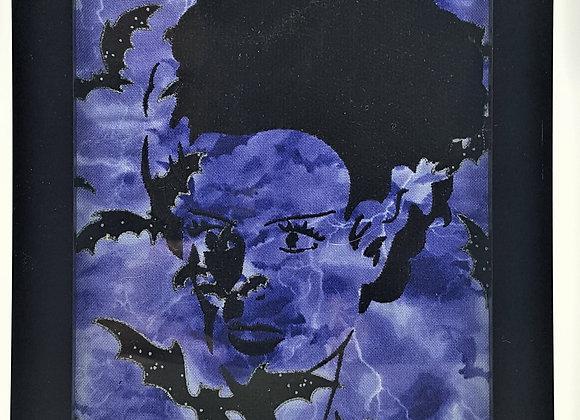Bride of Frankenstein Framed Art
