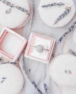 Gorgeous Flat Lay Classic Wedding Collection