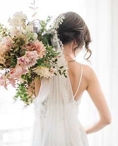 San Diego bride full service wedding coordination