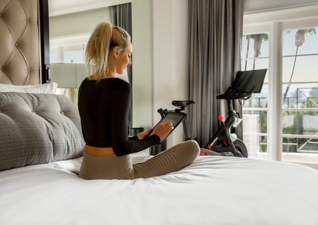 Wellness Room Post Workout