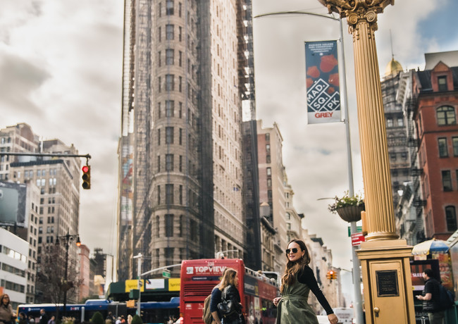 New York City Hustle