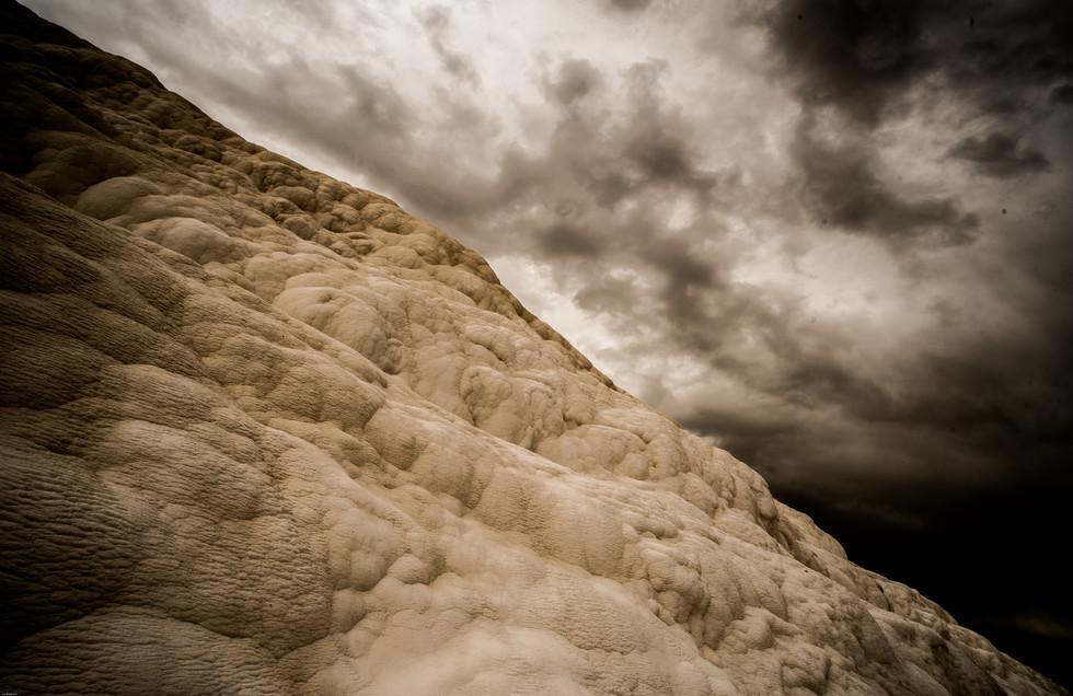 Calcium skies