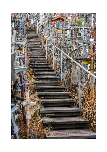 Hill of Crosses - Lithuania-11
