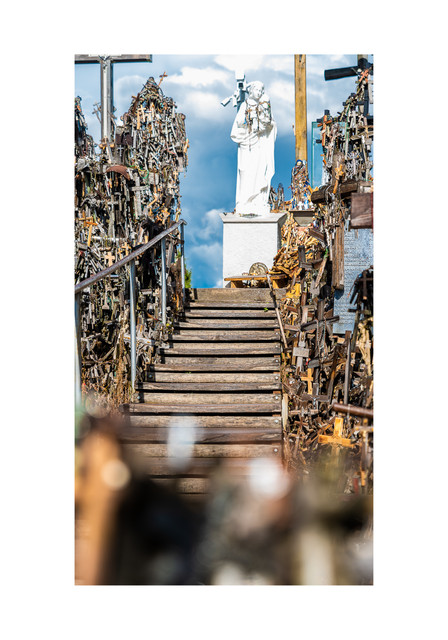 Hill of Crosses - Lithuania-22