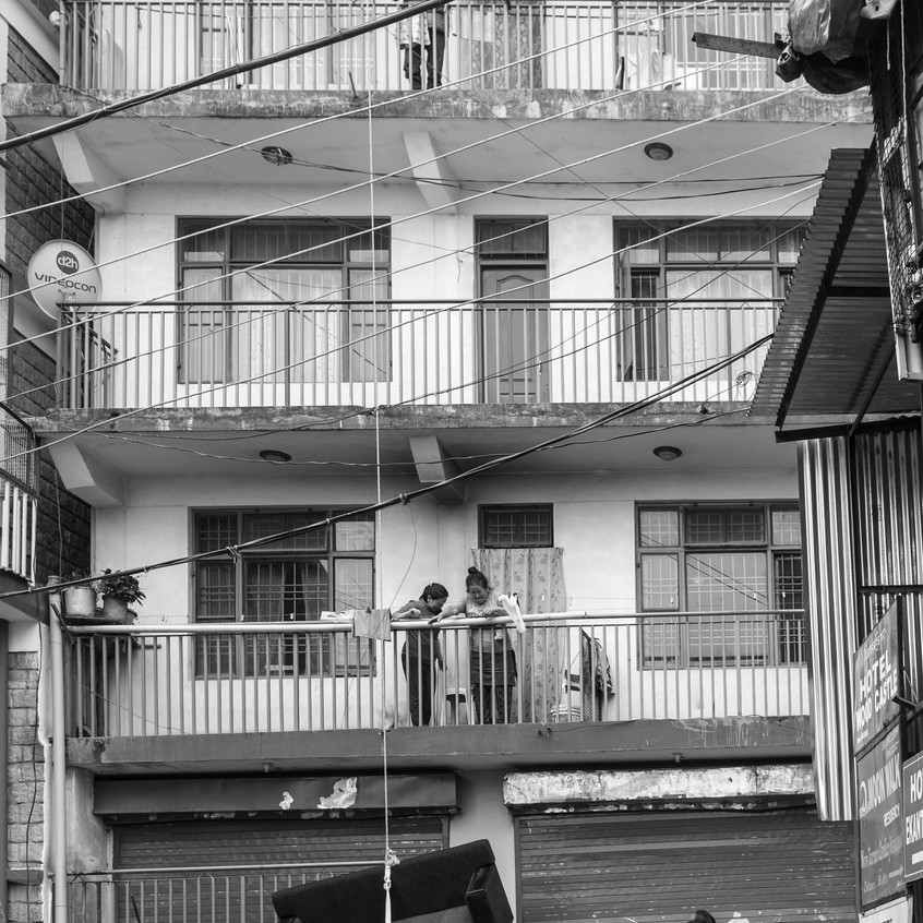 Neighbour dudes