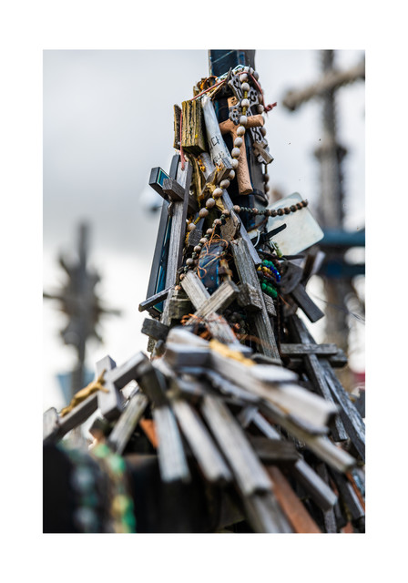 Hill of Crosses - Lithuania-07