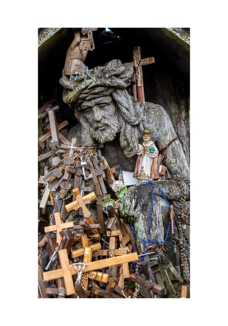 Hill of Crosses - Lithuania-16