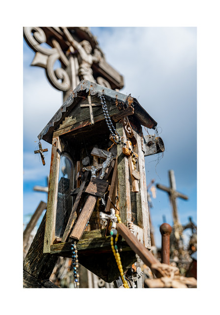 Hill of Crosses - Lithuania-23