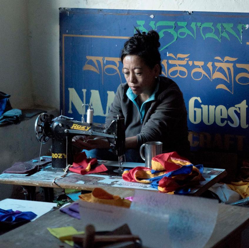 Free tibet chick