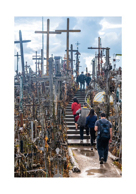 Hill of Crosses - Lithuania-28
