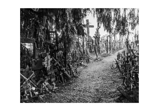 Hill of Crosses - Lithuania-12