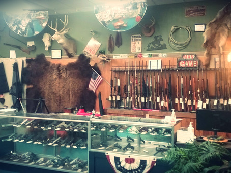 Spooner Gun Show & Storewide Sale Here!