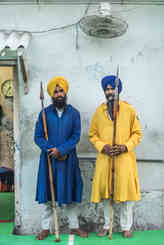 Sikh of it all