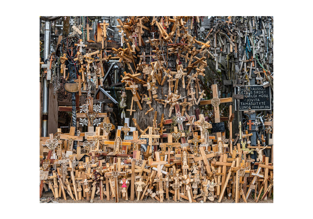 Hill of Crosses - Lithuania-15