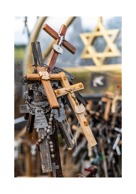 Hill of Crosses - Lithuania-21