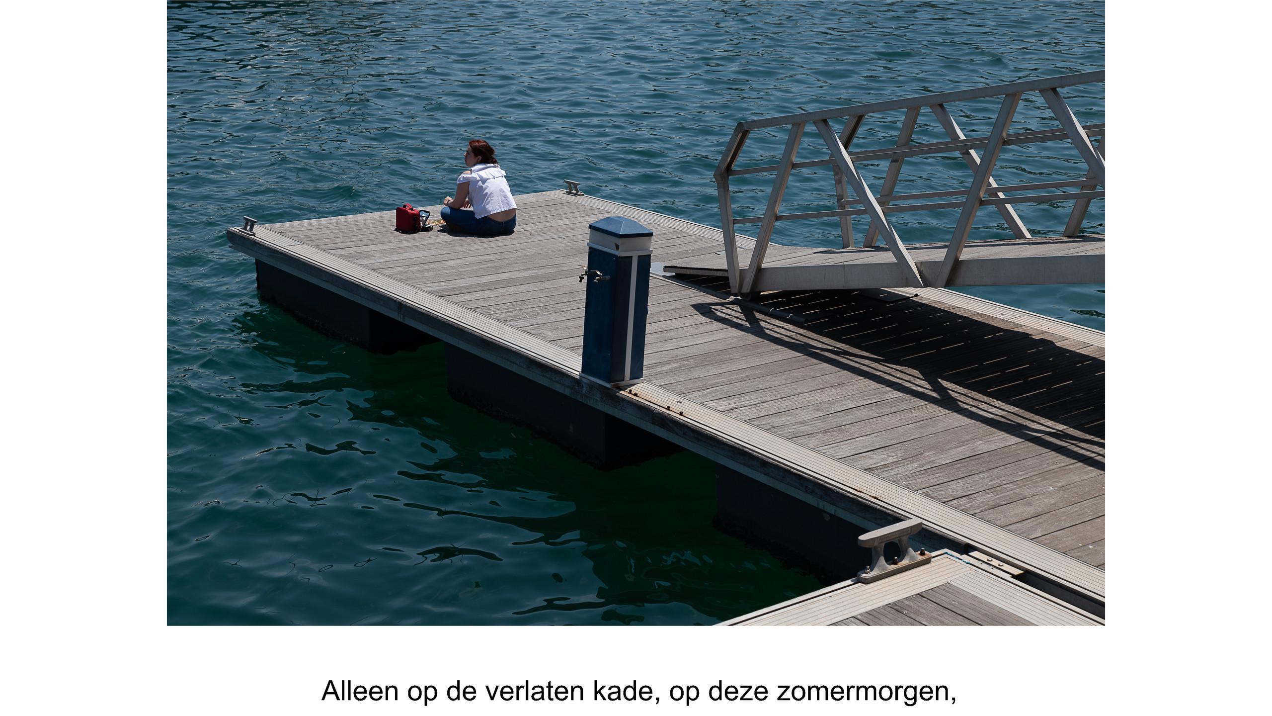 Ode aan de zee 1