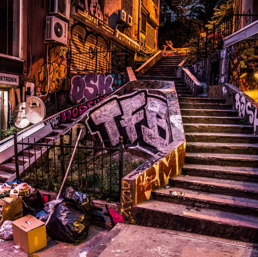 Them stairz