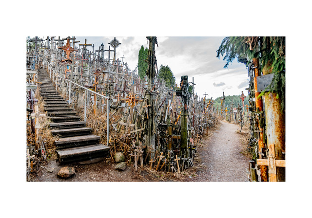 Hill of Crosses - Lithuania-13