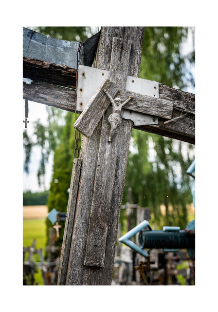 Hill of Crosses - Lithuania-20