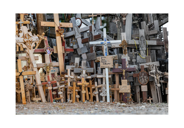 Hill of Crosses - Lithuania-09