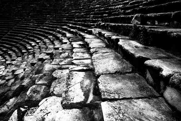 Roman seats