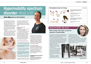 magazine article fitpro kate clark buckinghamshire