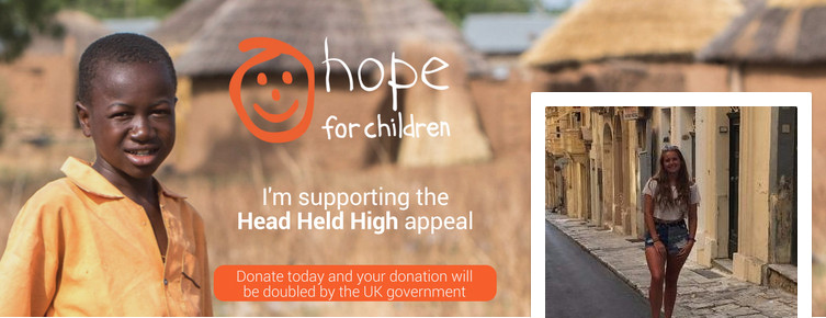 Benesse UK's Charlotte Roberts is climbing Kilimanjaro for Hope for Children