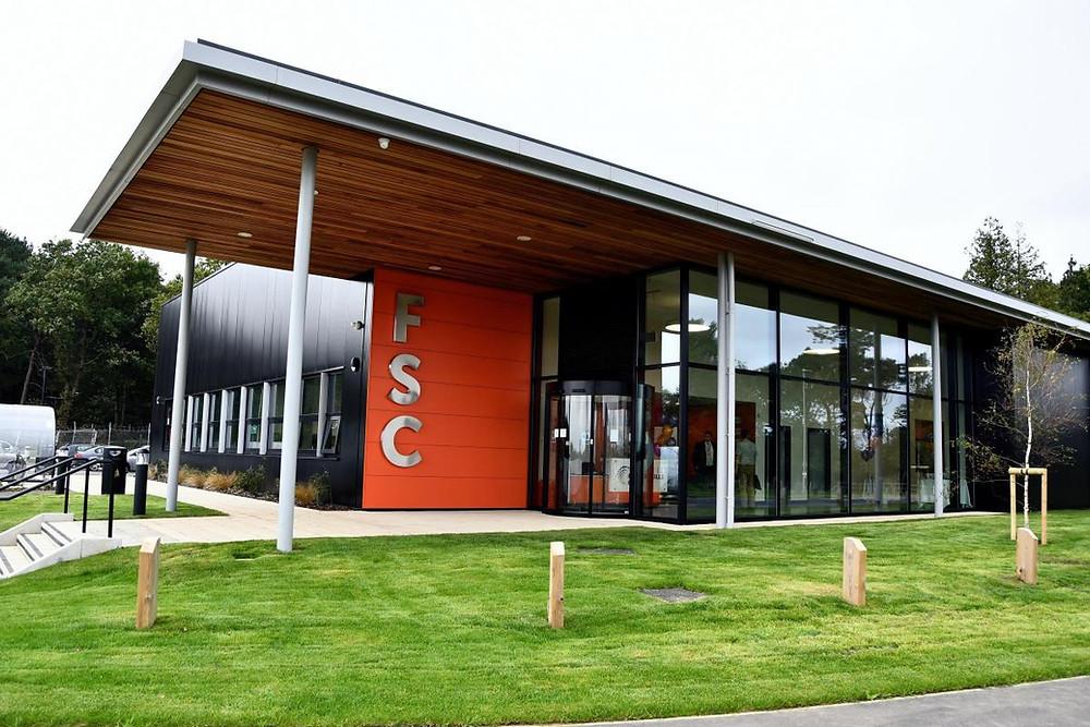 Future Skills Centre in Bordon, Hampshire