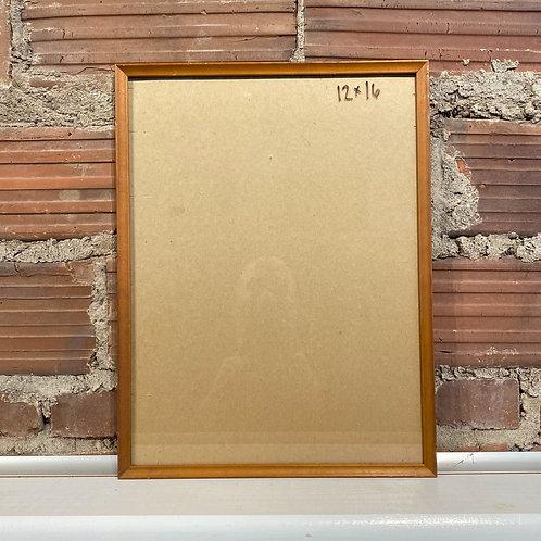 Vintage Frame Simple Scoop