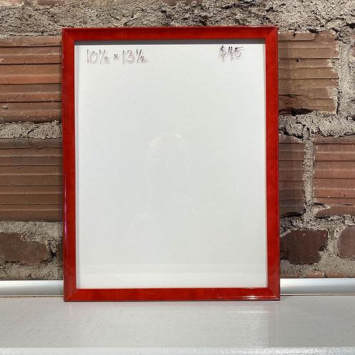 Reclaimed Frame Red Simple Scoop