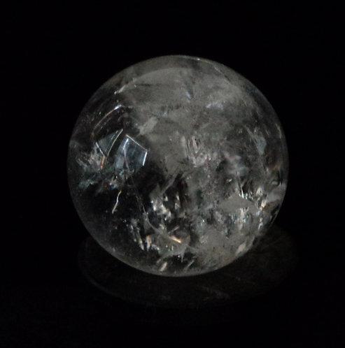 Brazilian Lemurian Seed Sphere #921