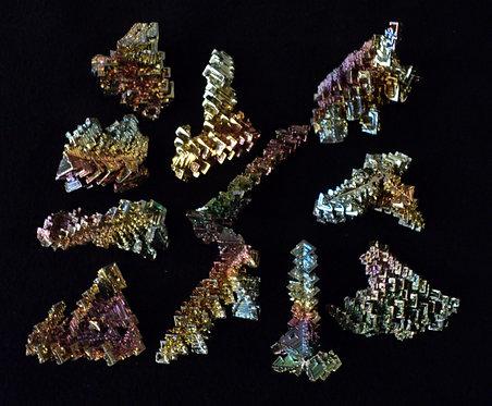Bismuth 5pcs