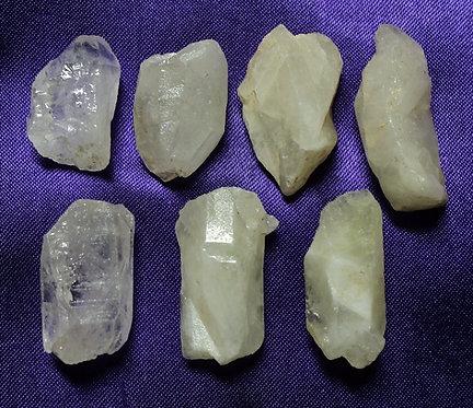 Sulfur Quartz  #101