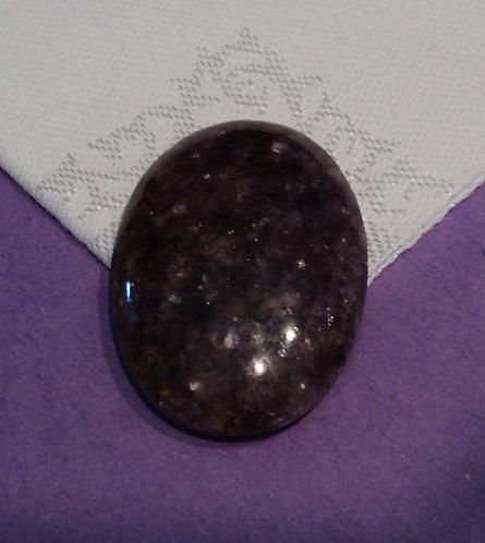 Lepidolite, Lithium  #104