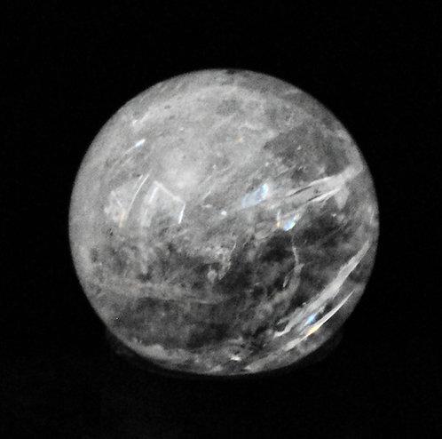 Brazilian Lemurian Seed Sphere #931