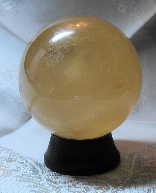 Imperial Gold Calcite Spheres  #205